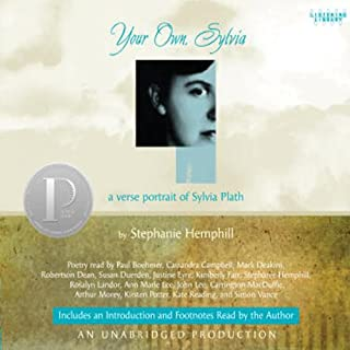 Your Own, Sylvia audiobook cover art