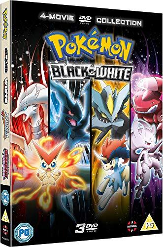 Pokemon Movie 14-16 Collection: Black & White (3 Dvd) [Edizione: Regno Unito]