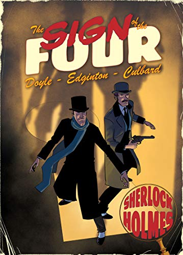 The Sign of Four by Ian Edginton