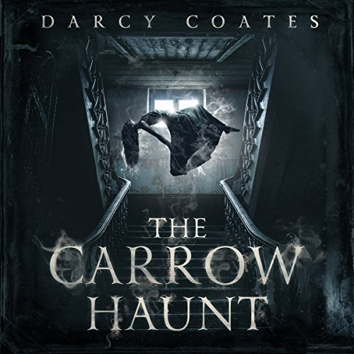 The Carrow Haunt audiobook cover art