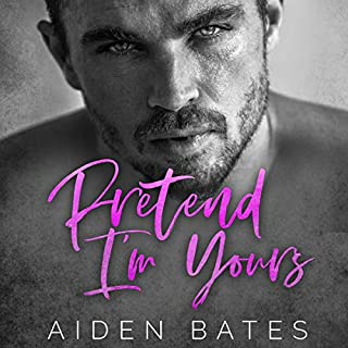 Pretend I'm Yours audiobook cover art