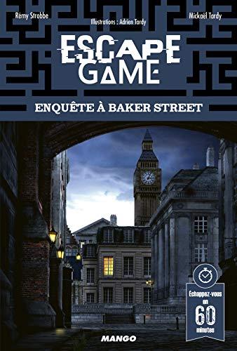 Escape Game : Enquête à Baker Street
