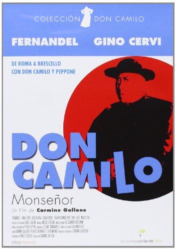 Don Camilo Monseñor [DVD]
