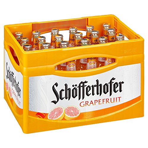 Schöfferhofer Grapefruit MEHRWEG, (24 x...