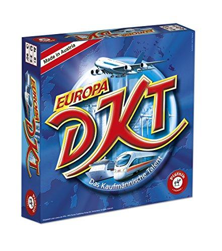 Piatnik 6373 DKT - Das Kaufmännische Talent Europa