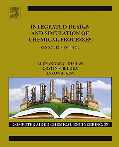 Integrated Design and Simulation of Chemical Processes (ISSN Book 13) (English Edition)