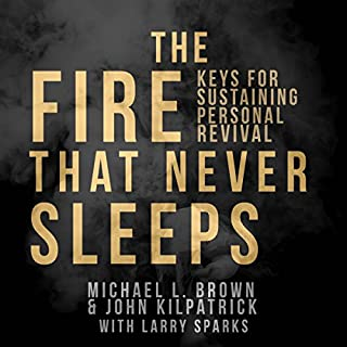 The Fire That Never Sleeps cover art