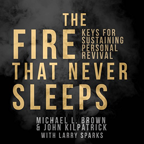 The Fire That Never Sleeps audiobook cover art