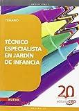 Técnico Especialista en Jardín de Infancia. Temario (Colección 44)