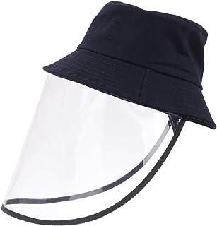 Jastore Kids Boy Girl Bucket Hat Sun Protection Hats Breathable Summer Windproof Hat