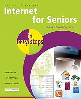 Internet for Seniors in easy steps