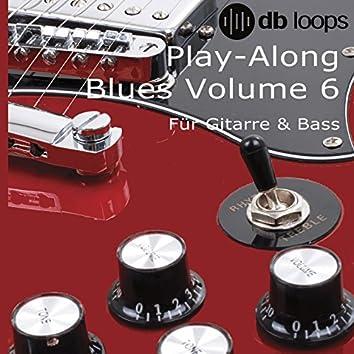 Play-Along Blues, Vol. 6