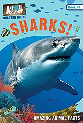 Sharks! (Animal Planet Chapter Books #1) (Animal Planet Chapter Books (Volume 1))