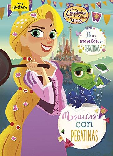 Enredados. Mosaicos con pegatinas (Disney. Enredados)