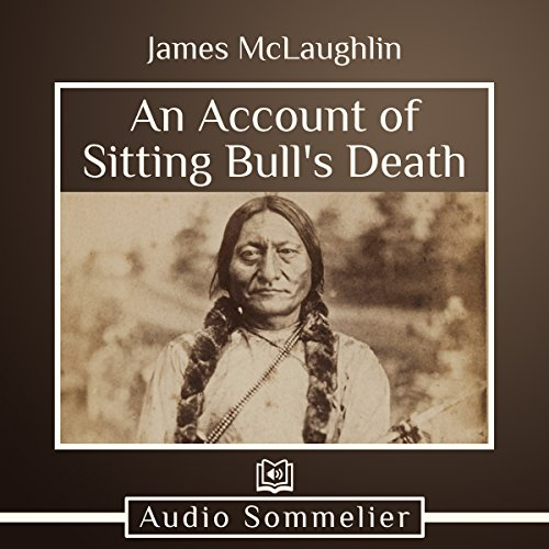 An Account of Sitting Bull's Death copertina
