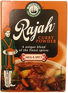 Rajah Curry Powder MILD & SPICY - Imported From South Africa