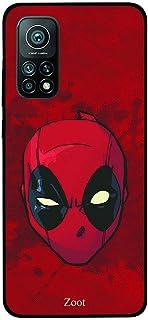 ZOOT Protective Printed Case Cover For Xiaomi Mi 10T,Mi 10T Pro, K30S, K30S Pro Deadpool Face Splatter