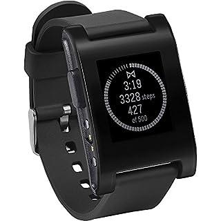 Pebble Smartwatch - Black (B00BKEQBI0) | Amazon price tracker / tracking, Amazon price history charts, Amazon price watches, Amazon price drop alerts