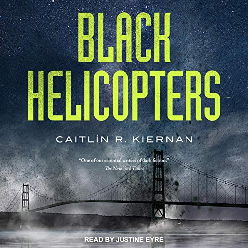 Black Helicopters cover art