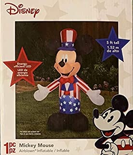 Best mickey mouse 4th of july inflatable Reviews
