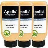 Apollo Gewürz-Sauce 'WHISKEY-COCKTAIL SAUS' 3 x 670ml