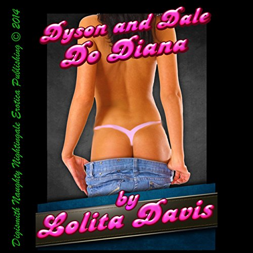 Dyson and Dale Do Diana audiobook cover art