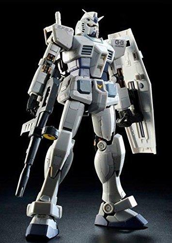Premium Bandai limitée RG 1/144 RX-78-3 Gundam G-3 Modèle Kit Import Japonais