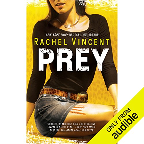 Prey audiobook cover art