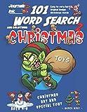 101 Word Search for Kids 2: SUPER KIDZ Book. Children - Ages 4-8 (US Edition). Bad Elf Steals Toys, Blue, Christmas Words w custom art interior. 101 ... (Superkidz - Christmas Word Search for Kids)