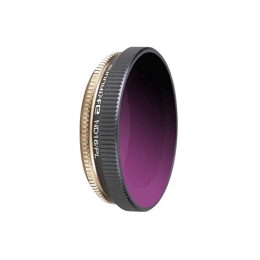 Sunnylife ND4-PL/ND8-PL/ND16-PL/ND32-PL Camera Lens Filters for DJI OSMO Action (C)