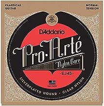 D'Addario Pro-Arte Nylon Classical Guitar Strings, Normal Tension (EJ45)
