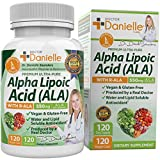 Best Alpha Lipoic Acids - Alpha-Lipoic Acid by Dr. Danielle, Neuropathy Support, Non-GMO Review