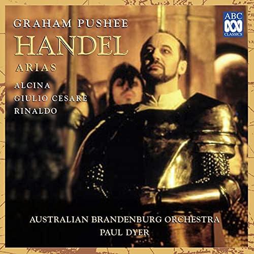 Paul Dyer, Graham Pushee & Orchestra Australian Brandenburg Orchestra