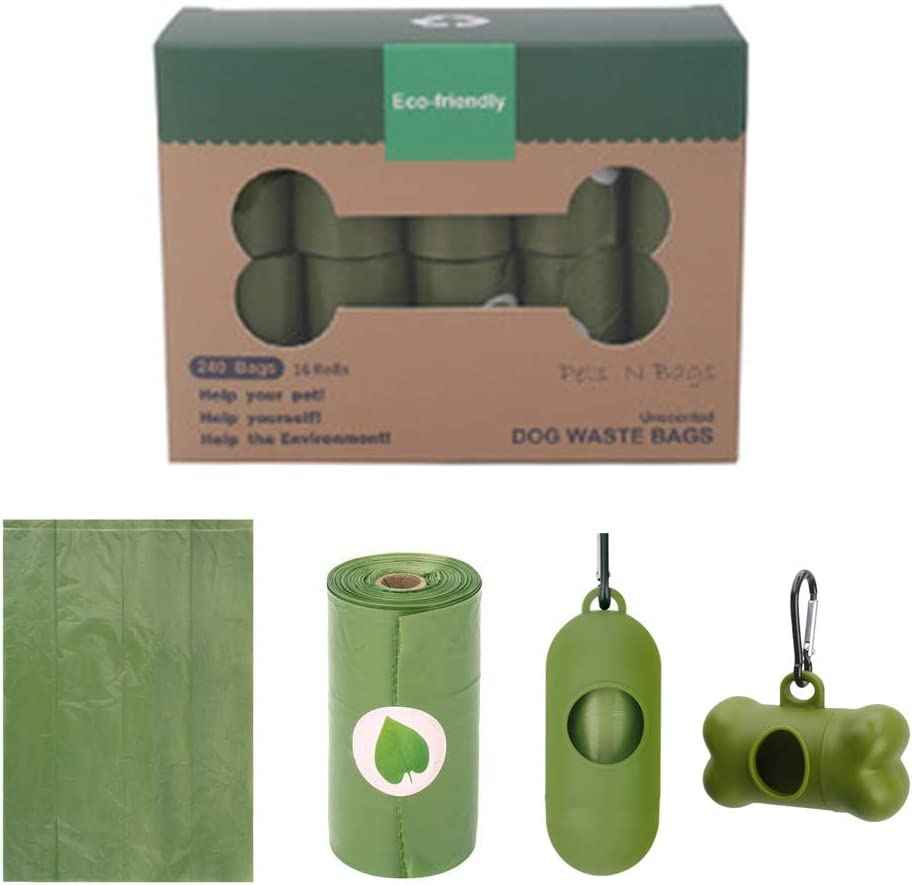 LCTS Dog Poop Bag Waste Dispenser Garbage with 2 Max Luxury 86% OFF Di