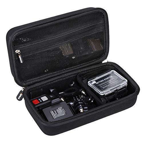 Aproca Hard Carry Travel Case Compatible with AKASO EK7000 4K Sports Action Camera
