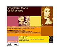 Schonberg & Monn: Cello Concertos by Hans-Christian Schwarz (2013-08-13)
