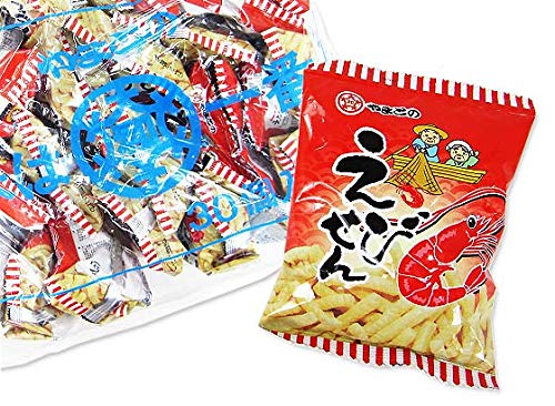 やまと えびせん(30個入)駄菓子 スナック菓子 景品 まとめ買い おやつ
