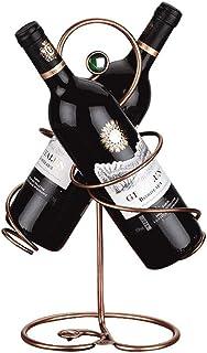 Logo TLF-FF Estante del Vino sostenedor Creativo de la Copa de Vino Wine Moda Bastidor de 2 Conjunto de Cristal de Alta M...