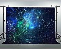 HD 7x5ftギャラクシー背景宇宙写真の背景宇宙をテーマにした誕生日パーティーの写真撮影の小道具の壁の装飾 031
