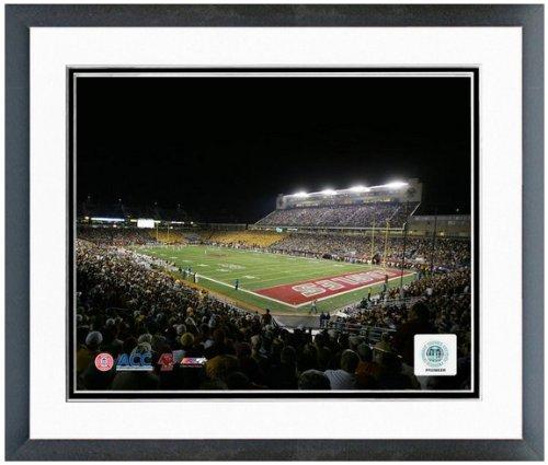 "NCAA Boston College Eagles Alumni Stadium Photo 12.5"" x 15.5"" Framed"