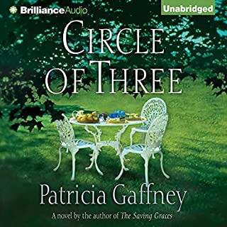 Circle of Three                   By:                                                                                                                                 Patricia Gaffney                               Narrated by:                                                                                                                                 Laural Merlington                      Length: 13 hrs and 39 mins     13 ratings     Overall 4.2
