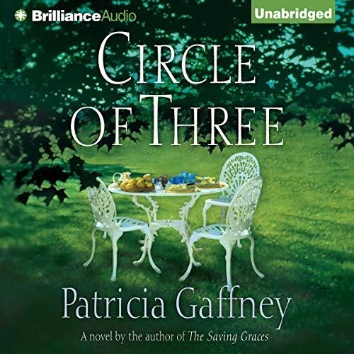 Circle of Three audiobook cover art