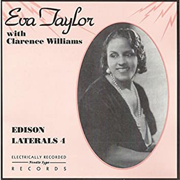 Eva Taylor with Clarence Williams