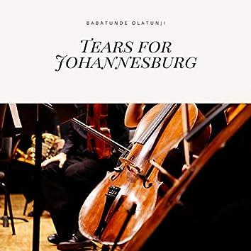 Tears for Johannesburg