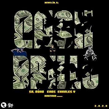 Cash & Brillo (feat. Caos, Charles V & Sr Búho)