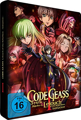 Code Geass: Lelouch of the Rebellion - Initiation - Movie 1 - [DVD]