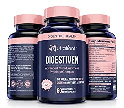 powerful Digestive enzyme preparations for better digestion and nutrient absorption + probiotics and prebiotics …