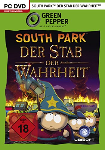 South Park - Der Stab der Wahrheit - PC - [Green Pepper]