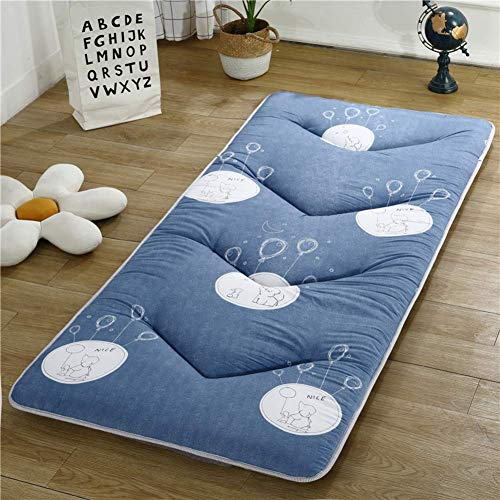 GLF Tatami Faltbare Matratze, Futon Matratze Roll-up Gästebett Schlafbodenmatte...