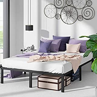 Zinus 14 Inch Classic Metal Platform Bed Frame with Steel Slat Support / Mattress Foundation, Twin (B06ZYJDHMV) | Amazon price tracker / tracking, Amazon price history charts, Amazon price watches, Amazon price drop alerts